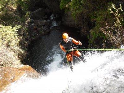 Aquatic multiadventure in Palancón/Cabo de Gata