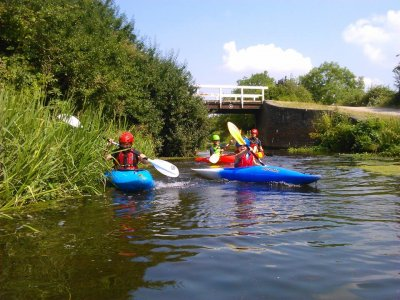 Kayak and Canoeing Trips at Devon full day
