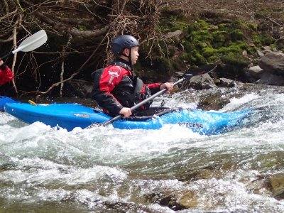 Kayak or Canoeing  BCU 1 star course at Devon
