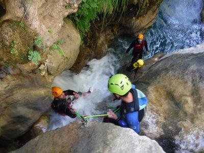 Medium-Level Integral Canyoning, Verde River