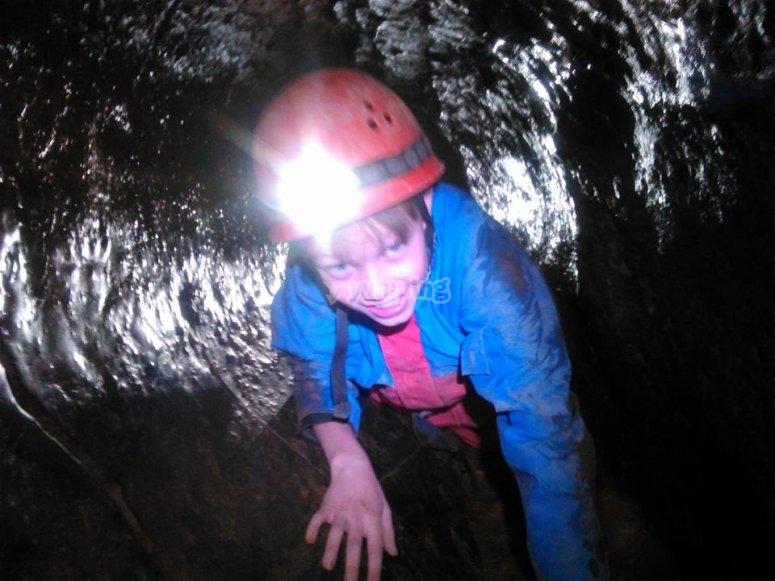 Cave adventurous