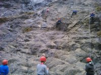 Bespoke Climbing or abseiling experience at Devon