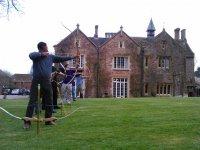 Bespoke Archery or Axe throwing at Devon