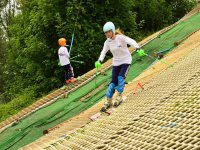 Lessons for kids in Brentwood Park Ski & Snowboarding Centre