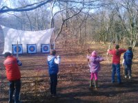 Introduction to archery  at Devon