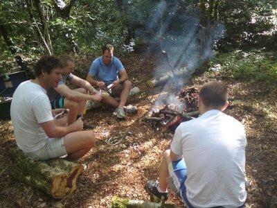 Bespoke Bushcraft experience at Devon
