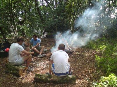 Open Bushcraft days at Devon