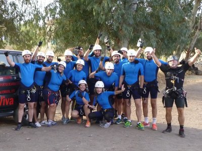 Stag/Hen Party & Canyoning in Seville