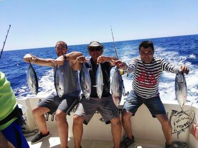 The Tattoo Fisher Pesca