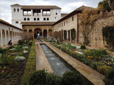 Visit Granada y La Alhambra 1 day for groups