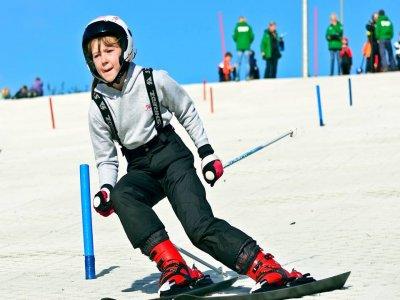 Newmilns Snow & Sports Complex Skiing
