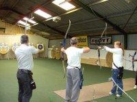 Indoor archery range Ipswich