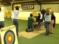Training session at Raydon