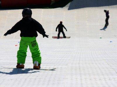 Newmilns Snow & Sports Complex Snowboarding