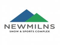 Newmilns Snow & Sports Complex Snowboarding Logo