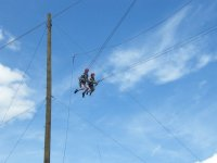 Challenge yourself at Rock UK Summit Centre High Ropes!