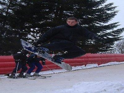Newmilns Snow & Sports Complex