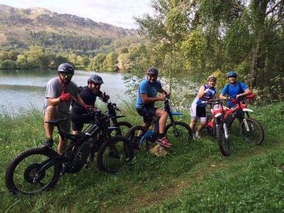Bultaco Cantabria Rutas de Enduro