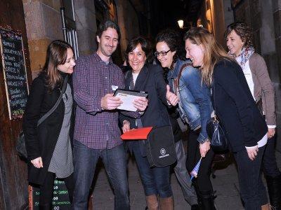 Team Building Gymkhana in Barcelona