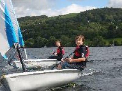 Lakes Leisure Windermere Sailing