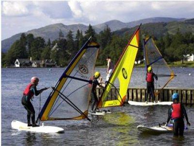 Lakes Leisure Windermere Windsurfing