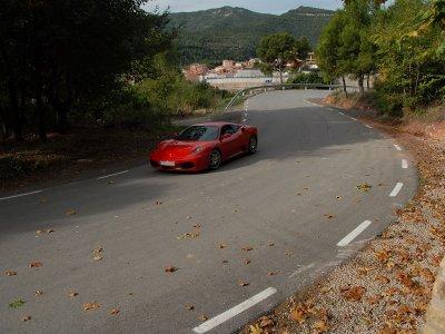 20-Min Ferrari Drive in Barcelona
