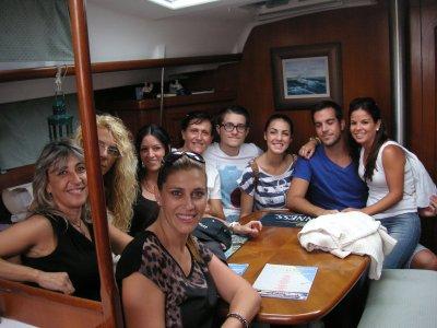 Navigation Licence Course in Almería