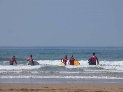 Santa Marina Surf Camp