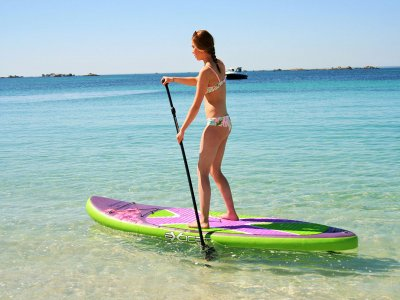 2h Initiatory course to paddle surf in Murcia