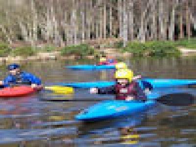 Avon Tyrrell Activity Centre Kayaking