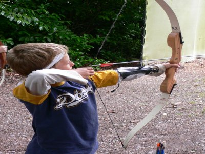 Avon Tyrrell Activity Centre Archery