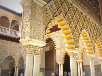 Guided tour Sevilla's Real Alcazar 1h 15' Adults