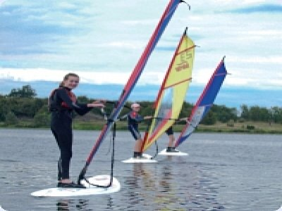 Alton Water Sailing Academy Windsurfing