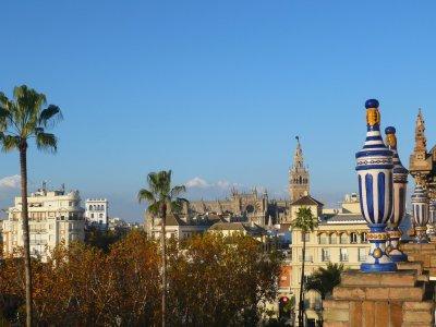 Photographic-cultural gymkhana Sevilla 1h 30 min