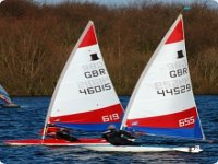 Alton Waters Sailing Academy