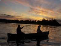 Come explore the Alton Water reservoire by canoe or kayak