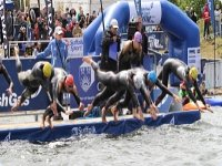 The annual Great East Swim is one of our most popular events