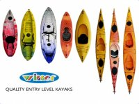 We are agents for Winner Kayaks