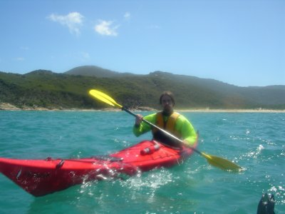 Kayaking on San Juan or Picadas Reservoir 2h