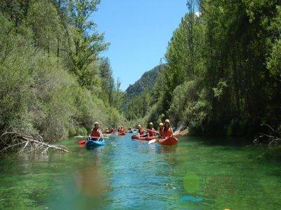 Kayaking Tour, Alto Tajo Natural Reserve