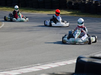 Karting in León For Groups 2 h