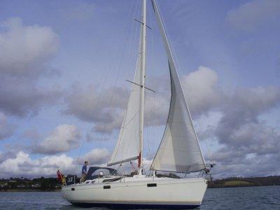 Kernow Charters Sailing
