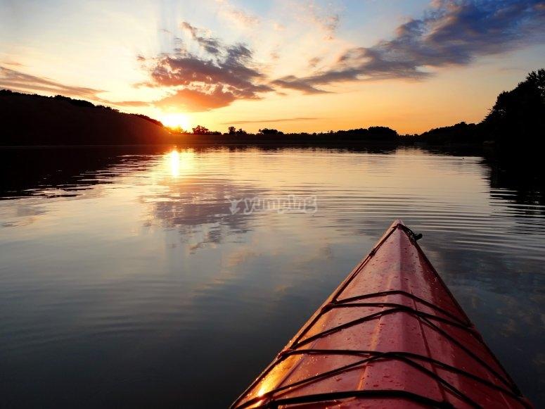 Stunning reflection