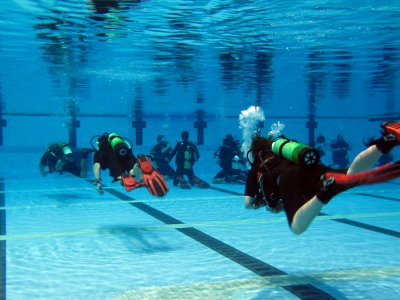 Open Water Referral PADI Course Snodland 2 days