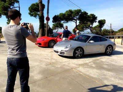 Drive a Porsche 911 in Barcelona, 20 Minutes