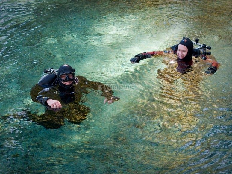 lake dives guaranteed