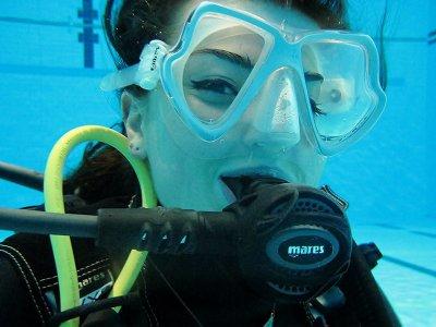 Open Water PADI Course Holborough Lakes 5 days