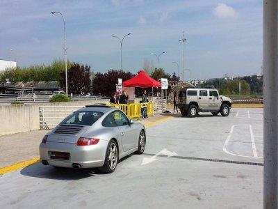 30-Minute Drive a Porsche 911 in Sant Cugat