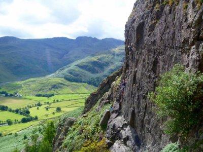Rock climbing Half day at Snowdonia