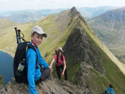 Intro for Mountaineering half day at Lake District